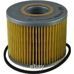 3x Mann-Filter Filtro de Aceite H 1018/2 N + 3x LIQUI MOLY Cera Tec 3721