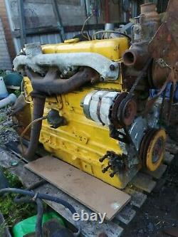 6354 Perkins 6 cylinder engine