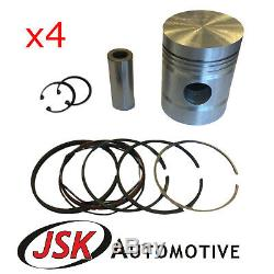 88.92mm Piston Pin Rings for Perkins P4 & A4.192 in Massey Ferguson 65 Nuffield