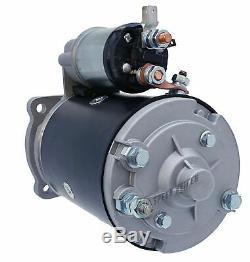 ANLASSER / STARTER für PERKINS 1004.4 Motor LUCAS 2873B056 2873B071 27518
