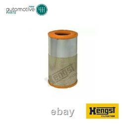 Air Filter HENGST FILTER E844L For AC ACE, AIXAM CROSSLINE, ALFA ROMEO