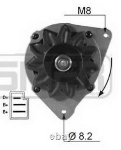 Alternatore Per Trattore Landini 6500 Massey Ferguson Perkins Ford 55a 12v