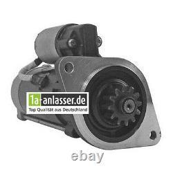 Anlasser Massey Ferguson 12v 3,6kw 12zähne (neue Version) Vgl-nr 0001359033