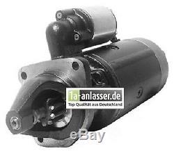 Anlasser Starter Bosch Mf Clark Oe Vgl-nr 0001367022 12v 3,0kw 10zähne Neu