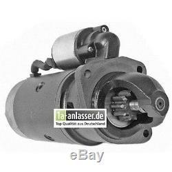 Anlasser Starter Bosch Perkins Oe Vgl-nr 001367017 12v 3,0kw 10zähne Neuware