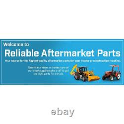 Crankshaft Assembly 3637401m91 Fits Perkins A4.236 or A4.248