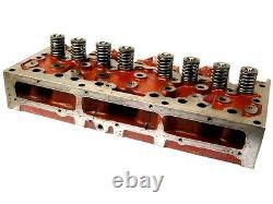 Cylinder Head Fits Massey Ferguson 65 155 158 165 Tractors. Perkins A4.203