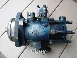 DPA 3266D608 Injection Pump LUCAS CAV DIESEL Perkins 6 Cylinder MASSEY FERGUSON