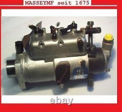 Einspritzpumpe Perkins AD3.152 DPA3230F350 Massey Ferguson Eicher Landini 3Zyl x