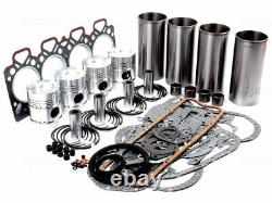 Engine Kit, Massey Ferguson 6130, 6140, 6150