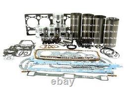 Engine Overhaul Kit For Massey Ferguson 165 Perkins A4.212 With Valve Train Kit