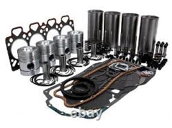 Engine Overhaul Kit For Massey Ferguson 365 372 Tractors With Perkins A4.236