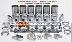 Engine Rebuild Kit Suits Perkins 3cyl 3.152 Series Massey Ferguson