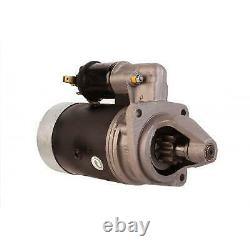 FITS Lucas LRS124 Perkins Massey Ferguson 3085, 3635, BRAND NEW Starter Motor