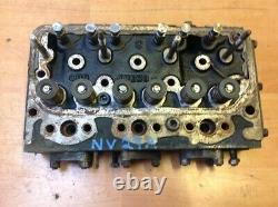 Ferguson T20 P3 Diesel Perkins Engine Cylinder Head nv 29a
