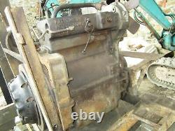 Ferguson Tractor P3 Perkins Engine
