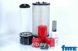Filterset für Massey Ferguson 6270 Motor Perkins Filter