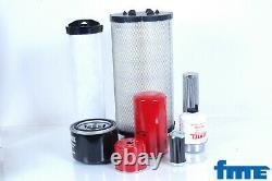 Filterset für Massey Ferguson 6290 Motor Perkins Filter