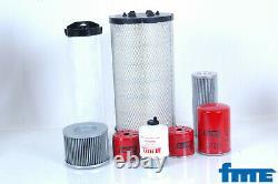 Filterset für Massey Ferguson 8220 Motor Perkins 1006.6 Filter