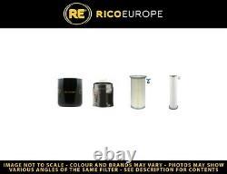 MASSEY FERGUSON 6150 Filter Service Kit Air Oil Fuel withPerkins 1004.4THR2 Eng