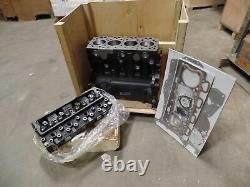 MASSEY FERGUSON PERKINS ENGINE long motor kit matbro massey merlo £2500 + VAT