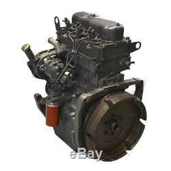 Massey Ferguson 100 200 300 500 Series 3 Cylinder Diesel Engine Complete Ad3.152