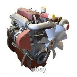 Massey Ferguson 100 200 300 Series 3 Cylinder Diesel Engine Complete At3.152