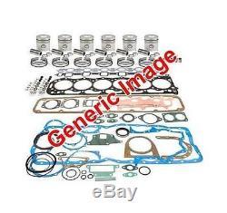 Massey Ferguson 1134 2680 2685 2720 2725 Perkins T6.354.4 Engine Kit (tu Build)