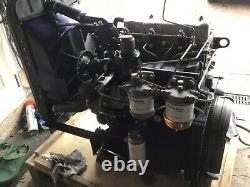 Massey Ferguson 135 engine Perkins ad3 152