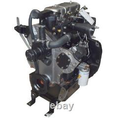 Massey Ferguson 35 3cyl New Engine C/w 12 Months Warranty