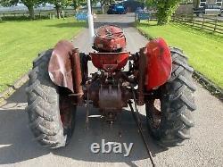 Massey Ferguson 35 Tractor 3 Cylinder Diesel Tidy Original Log Book Perkins