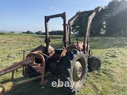Massey Ferguson 35 Tractor Cw Mill Loader Perkins 3 Cylinder Log Book Original