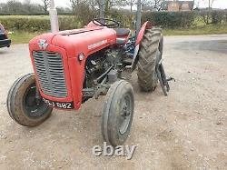 Massey Ferguson 35 Tractor & Perkins 270 Engine
