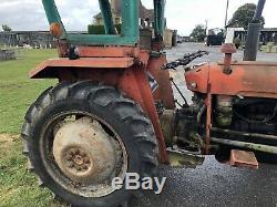 Massey Ferguson 35 X Classic Tractor 3 cylinder perkins engine