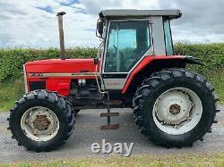 Massey Ferguson 3630 Perkins 130hp tractor 4x4 H reg 1990