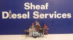 Massey Ferguson 65 Perkins 4.192 & 4.203 Diesel Injection/Injector Pump