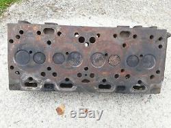 Massey Ferguson Engine Cylinder Head Perkins 4-248 4248