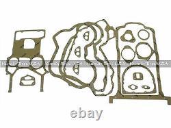 Massey Ferguson (Perkins) 1004.40 Non-Turbo Engine Cat. & JCB Overhaul Kit STD