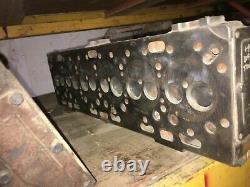 Massey Ferguson- Perkins Cylinder Head 37116660-8