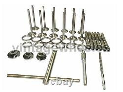 Massey Ferguson Tractor P3, P4, P6 And Perkins Valve Set Repair Tool Kit