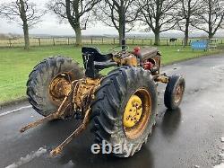 Massey ferguson 40 tractor Similar 135 Perkins Ad3 152 Classic Vintage Project