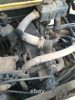 Matbro Forklift Massey Ferguson Perkins 3cyl engine
