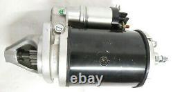 Motorino Avviamento Massey Ferguson Perkins Case Ih 485 585 685 Original Lucas