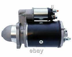 NEU Anlasser Stapler Gabelstapler Perkins Massey 2.8KW