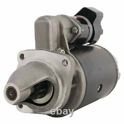 NEW Starter for Massey Ferguson Tractor 165 175 180 20C 60H WITH PERKINS ENGINE
