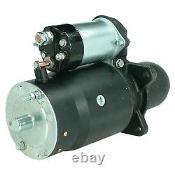 NEW Starter for Massey Ferguson Tractor 175 180 WITH PERKINS ENGINE