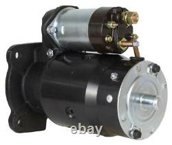 New Starter Fits Massey Ferguson Mf-135 Mf-150 Perkins Engine 1109397 323-650 DD