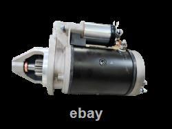 New Starter Motor Perkins LRS215 4Cyl JCB 2CX 2DX 3C 3CX 3DS 4C 4CN 4CX 520 525