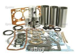 Overhaul Kit for Perkins 3.144 Diesel Engine Ford Fordson Dexta & MF 133 Tractor