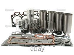 Overhaul Kit for Perkins 4.212 Engine Massey-Ferguson UK 165 50+ Tractor IH 475